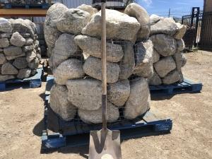 12in - 18in Granite Cobble
