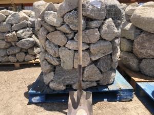 9in-12in Granite Cobble