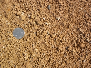 Gold Decomposed Granite